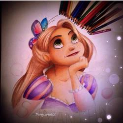When Will My Life Begin ~ Rapunzel by x12Rapunzelx