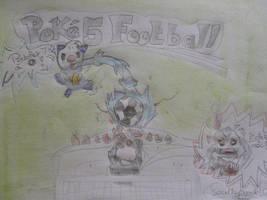 Poke 5 Football by RayquazaGaby