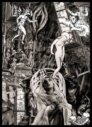 Heiliger Geist by EvilineMoonflesh