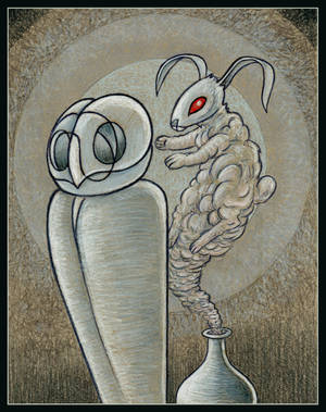 Love Genie by EvilineMoonflesh
