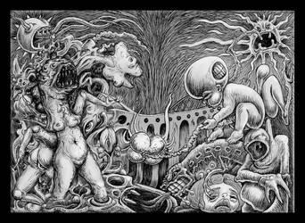 The Wayward Flesh by EvilineMoonflesh