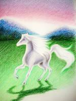 dawn pony by SpartanB214