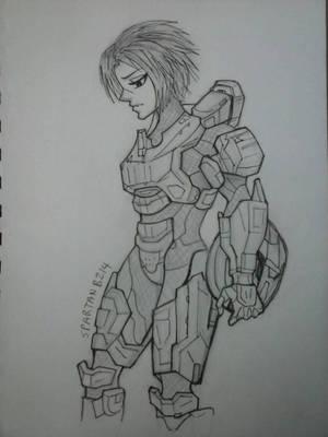 Spartan b214 gen 2 armor by SpartanB214