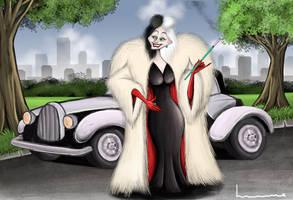 Devil Woman by Louisetheanimator