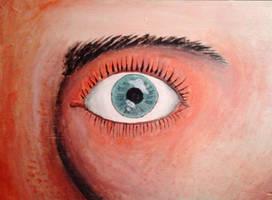 Human Eye 2 by Louisetheanimator