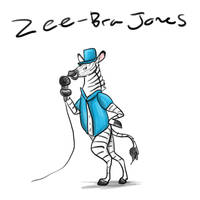 Zee Bra Jones by Louisetheanimator