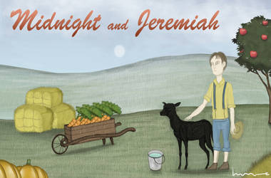 Midnight and Jeremiah by Louisetheanimator