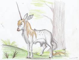 The Unicorn - The Spiderwick Chronicles by Louisetheanimator