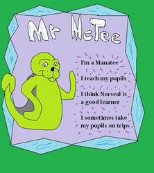 Mr McTee Info by Louisetheanimator