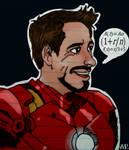Talk Stark-y To Me by BeenAsleepFor70Years