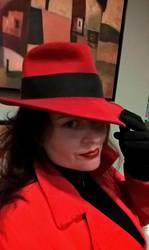 Carmen Sandiego Returns by StephanieChateau