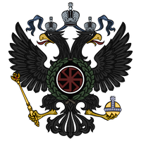 Coat of Arms: Pan-Slavic Nationalist Russia by DarthReus