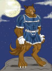 Warwolf by Sansomon