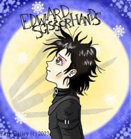 Edward Scissorhands by Ferntree