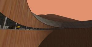Mars mohole lane by Ludo38