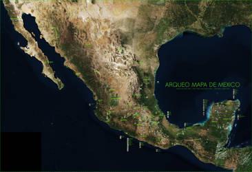 Arqueo Mapa Mexico 2017-09-10 by Ludo38