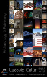 Portafolio 2018 - Arqueologia y Patrimonio by Ludo38