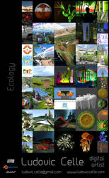 Portfolio 2018 - Ecology by Ludo38