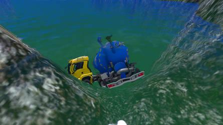 Farming Simulator 15 Truck control by dctoe