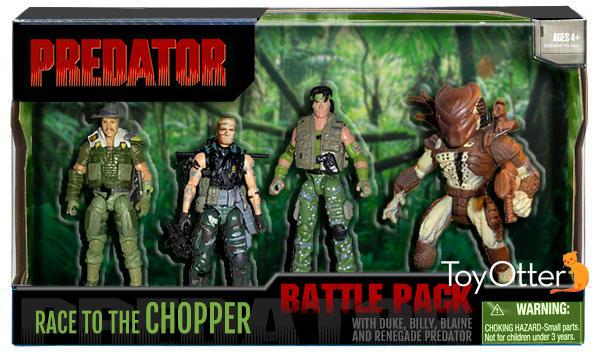 Predator Box Set Concept by ToyOtter