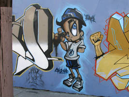 Graffiti by Shore-Kiyoshi