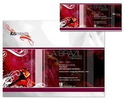 La Brazil - Promo material by Diversionary