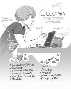 cosamo's Profile Picture