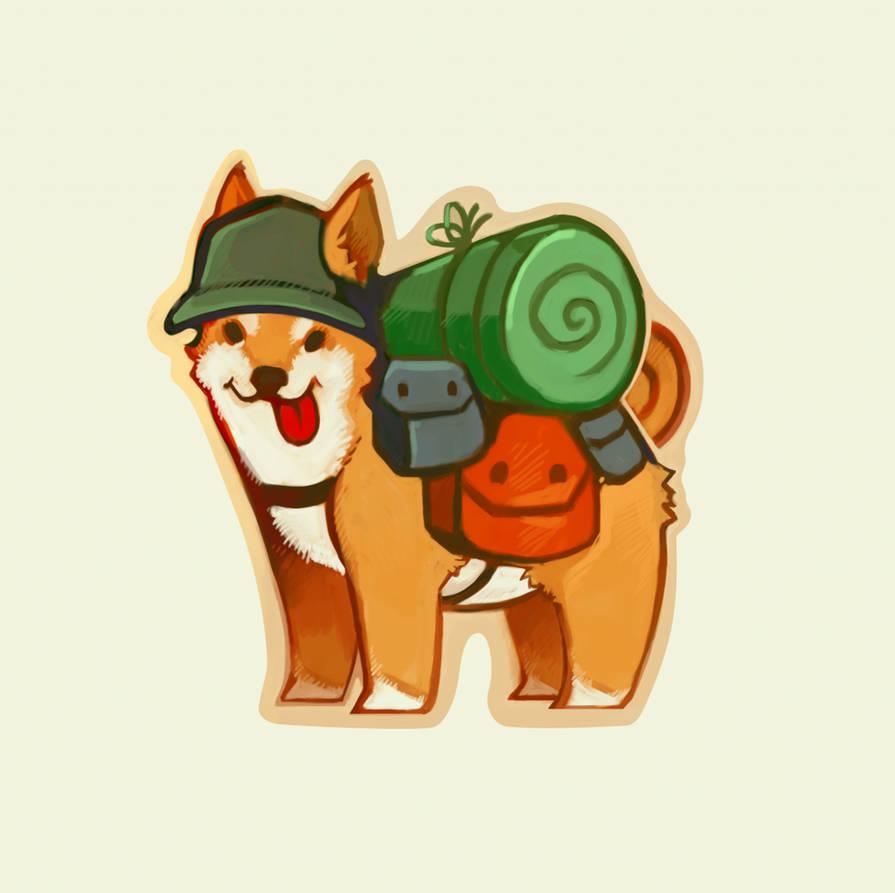 The Adventure Doggo by cosamo