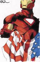American's flag by Nikk0MittikkO