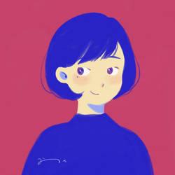 blue by ota-yuka