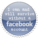 Stamp: I have no Facebook by The-Mystery-Of-Doom