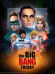 Big Bang Theory The Movie? by kevmcgivernart