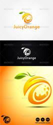 juicy orange logo by nasirktk
