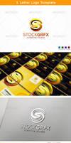 S Letter Logo Template by nasirktk