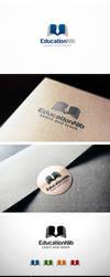 Book Writer Logo Template by nasirktk