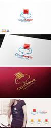 Cloud Host Server Logo by nasirktk