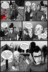 LUCID Page Ten by meritcomics