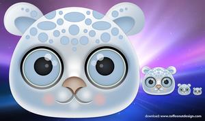 TweeSnowl Icon by ToffeeNut