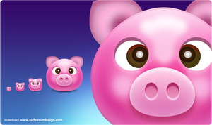 Oink Icon by ToffeeNut
