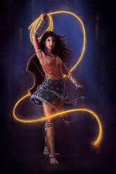 Diana of Themyscira - Wonder Woman by tDub248