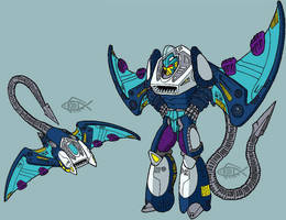 Depth Charge by Koilungfish