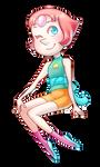 Pearl! by TealSeaArt