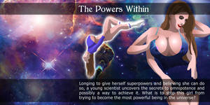 Text Block - The Powers Within by jasminevancroft