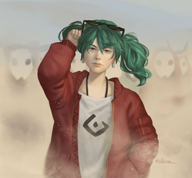 Sand Planet by welume