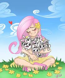 Bunny Love by DDhew