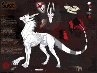 Suigin ref. sheet vol.2 (OUTDATED) by Hakaishi