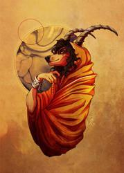 The Sorceress by Hakaishi
