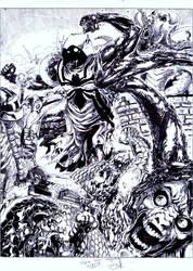 Commission #3 Anansi by Jigmetenzin