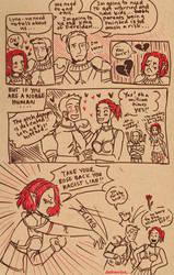 Dragon Age: Alistair is a Liar by DeannaEchanique