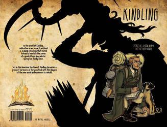 Kindling Cover by DeannaEchanique
